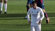 Hazard pide perdón a la afición del Madrid tras polémica imagen