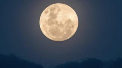 Es Luna llena este viernes 13 y la próxima ocurrirá en 30 años