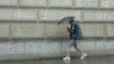Con lluvias, fuertes tormentas e inundaciones una onda tropical afectará Florida