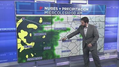 El huracán Willa traerá lluvias al centro de Texas