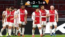 El Ajax de Edson cumplió y está en Octavos de Final de Europa League