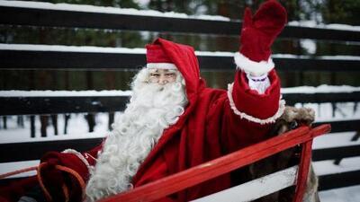 De santo obispo a viejito regordete: Cómo fue evolucionando el mito de Santa Claus