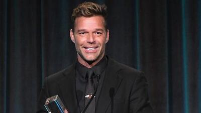 Ricky Martin se reencuentra con su expareja en un evento (y su esposo Jwan Yosef estaba con él)