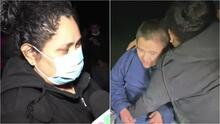 """""""Él necesita tratamiento"""": la travesía de una madre salvadoreña y su hijo con síndrome de Down para cruzar la frontera"""