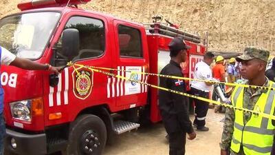 Aumentan a cinco los muertos por el derrumbe de un edificio en República Dominicana