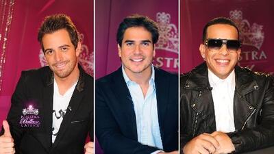 Mane de la Parra, Daniel Arenas y Daddy Yankee, ¡suertudotes!