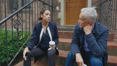 """Alexandria Ocasio-Cortez: """"no pedí permiso y no esperé mi turno"""""""