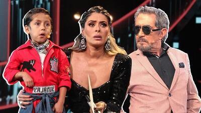 Los jueces no tuvieron piedad: el cuarto show de Pequeños Gigantes pone a los niños en aprietos