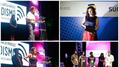 Periodistas de Brasil, España y Colombia ganan el premio Gabriel García Márquez