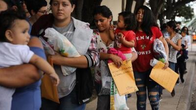 El gobierno de Trump amplía la lista de razones para iniciar un proceso de deportación