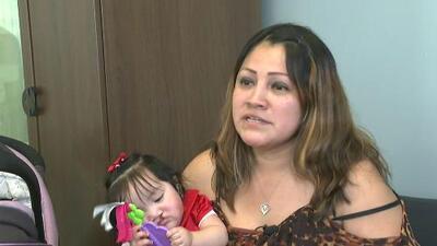Mujer sin historial criminal y con bebé que padece labio leporino y paladar hendido enfrenta la deportación
