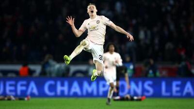 Los cuatro clasificados, hasta el momento, a los Cuartos de Final de la Champions League