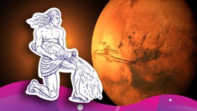Marte entra en Acuario, prepárate para una época de desenfreno y explosión sexual