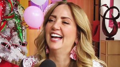 Emocionada, Andrea Legarreta revela que estará al lado de alguien muy especial en su regreso a la actuación