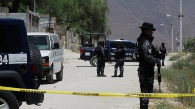 En Tijuana son más de 1,600 asesinatos, pero en EEUU la extrema violencia del narco no se repite: ¿por qué?