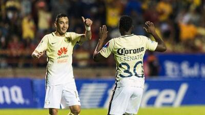 América venció a Mineros y es el mejor equipo de la Copa MX