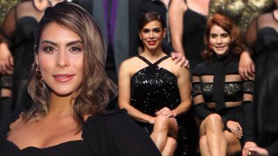 Así responde María León a la supuesta rivalidad con Biby Gaytán en el musical 'Chicago'