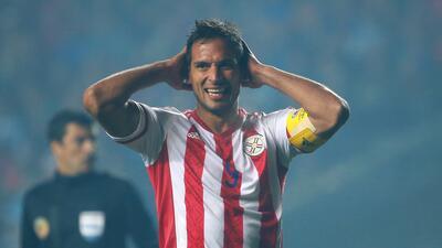 Roque Santa Cruz se perderá la Copa América Centenario por lesión