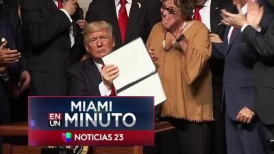 'Miami en un Minuto': EEUU confirma fuertes restricciones para los viajes y el comercio con Cuba
