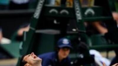 Djokovic jugará su primera final de Wimbledon y se asegura el número uno