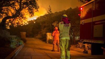 Demandan a la Edison del sur de California y a la Agencia del Agua de Montecito por el incendio Thomas