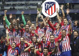 En fotos: Atlético de Madrid demostró supremacía europea al derrotar al Real Madrid