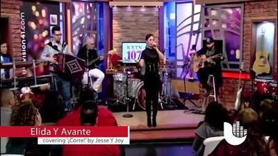 Elida Y Avante cover Jesse Y Joy's '¡Corre!'