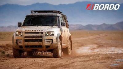 Renace una leyenda en el Motor Show de Frankfurt 2019, la Land Rover Defender 2020