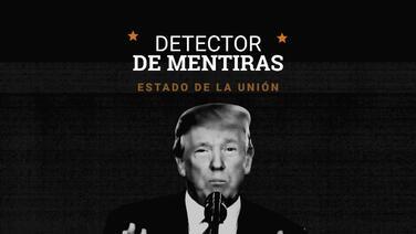 ¿Mintió Trump sobre la inmigración? ¿Exageró sus cifras económicas? Verdades y mentiras de su discurso