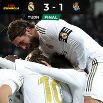 ¡Modric y 10 más! El Real Madrid mantiene el pulso de líder