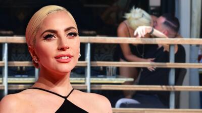 Lady Gaga podría tener un nuevo novio (con el que la fotografiaron besándose) y no es quien estás pensando