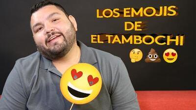 El Tambochi se defiende usando emojis