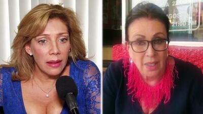 Laura Zapata acusa a Cynthia Klitbo de haberle gritado, y la actriz le responde claro y contundente