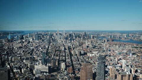 Tres de las principales ciudades en EEUU quedaron entre las peor calificadas por su calidad de vida