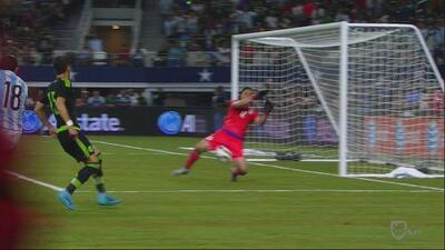 Top 5 de atajadas de Moisés Muñoz en el México vs. Argentina