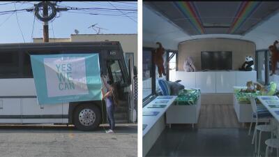 En fotos: Este es el bus que llevará educación y esperanza a los niños de la frontera