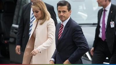 Rumor presidencial: Peña Nieto y 'La Gaviota' podrían estar a punto de divorciarse