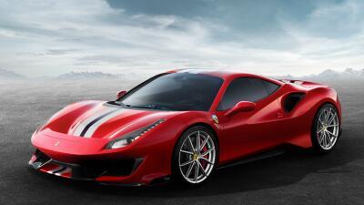 Ferrari 488 Pista, con el V8 más poderoso en la historia del 'Cavallino Rampante'