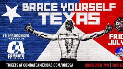 México vs Estados Unidos: Combate Américas llega a Odessa, Texas por primera vez