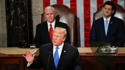 Lo que Trump no dijo en su discurso del Estado de la Unión