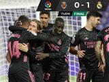 Real Madrid se pone a tres puntos de alcanzar al líder Atlético de Madrid