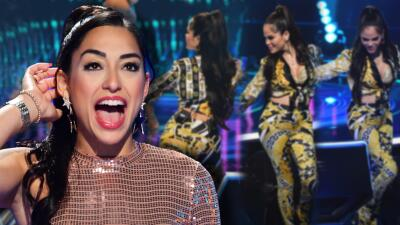 ¡A bailar!: Natti Natasha encuentra en 'Vikina' López a una nueva representante del género urbano