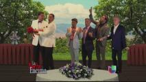 La Noche Encima recibe una boda gay