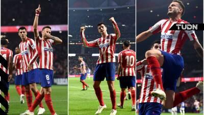 ¡El 'Atleti' gana y Héctor Herrera llega a 250 partidos en Europa!