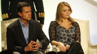 ¿El fin de un amor o de un contrato? Las polémicas que rodearon el matrimonio de Angélica Rivera y Peña Nieto