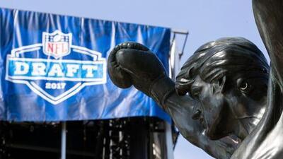 ¿Cómo obtener boletos para el Draft 2017 de la NFL?