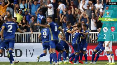 ¡Imparable! Kosovo vence a República Checa y sigue invicto