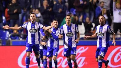 Guilherme acerca un poco más a la permanencia al Deportivo