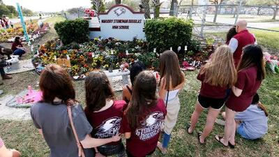 A un año del tiroteo de Parkland, así rememoran ese día los sobrevivientes de la tragedia
