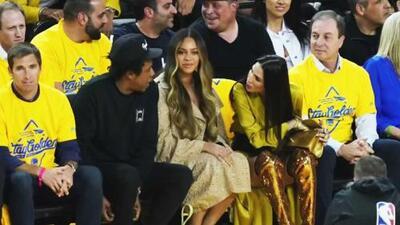 Publicista de Beyoncé envió mensaje que estaría dirigido a defender a mujer que se hizo viral por hablar con Jay-Z
